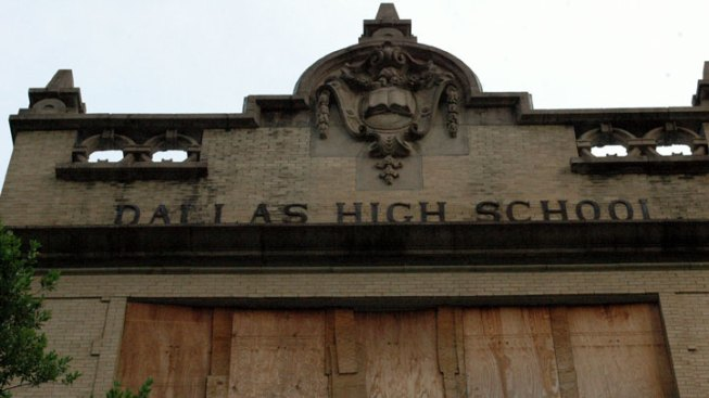 Shells of Our City: Dallas High School/Crozier Tech