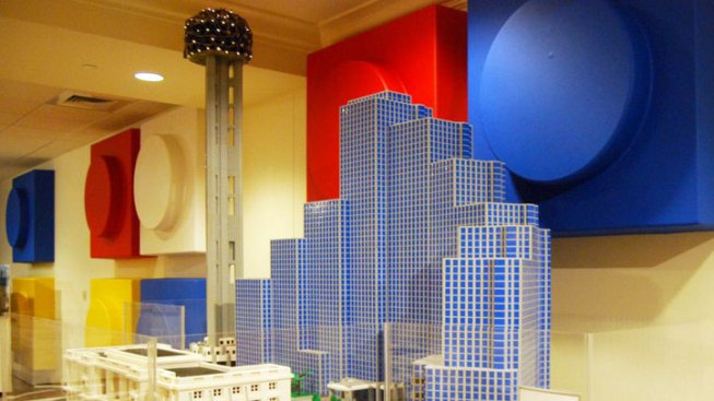 LEGO Does Dallas