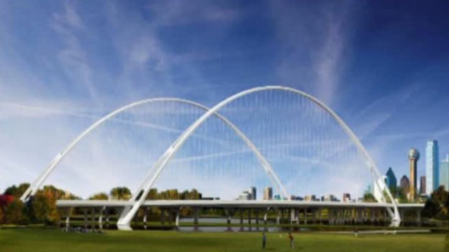Second Signature Bridge for Dallas Gets Green Light