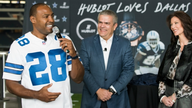 Darren Woodson Nominated for Salute to Service Award