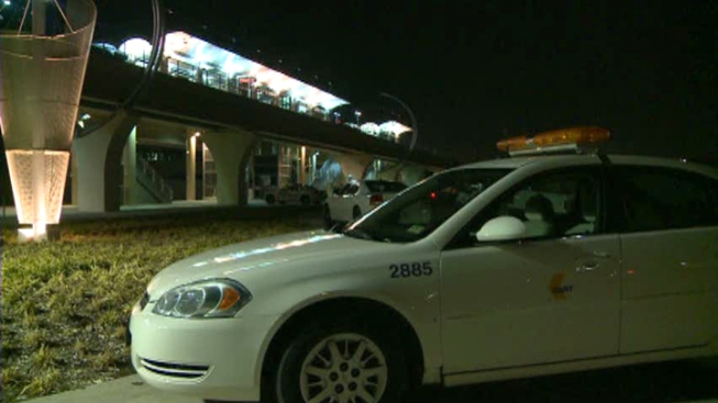 Person Fatally Struck by DART Train