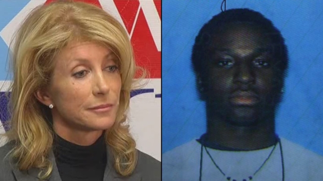 Wendy Davis Victim of Bizarre Crime in 2013