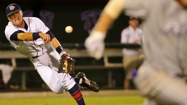 Season Ends for DBU After Tough Loss in Lubbock Regional