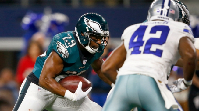 DeMarco Murray Had a Big Night in Return to AT&T Stadium