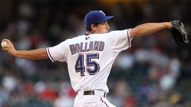 Feliz, Holland Each Throw 3 Scoreless Innings