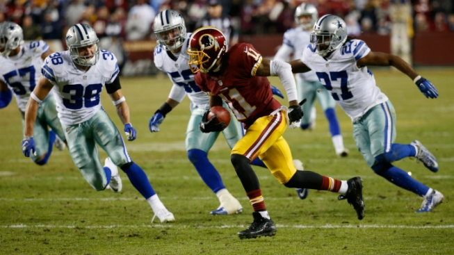NFC East Watch: Washington's DeSean Jackson Arrives at OTAs