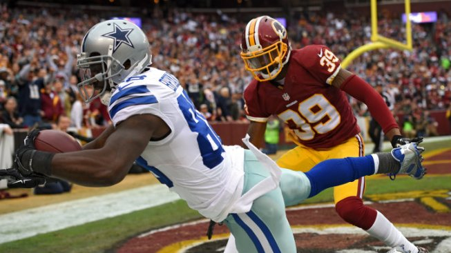 Cowboys Top Redskins; Break Records