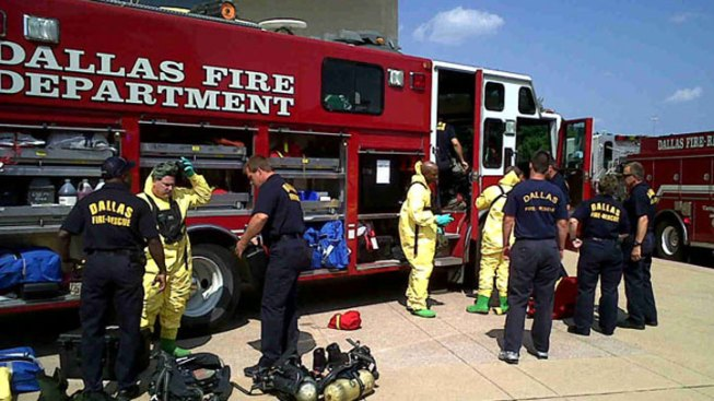 Dallas Fire-Rescue Investigating White Powder Letter