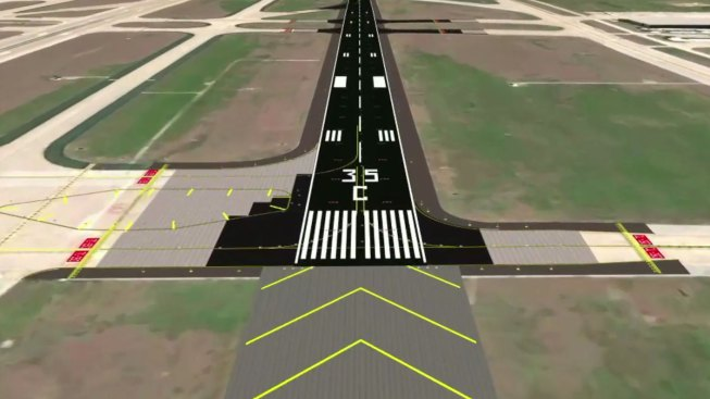 dfw airport to rebuild its busiest runway nbc 5 dallas fort worth