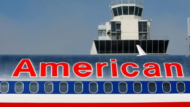 Paris-Bound AA Flight Diverted