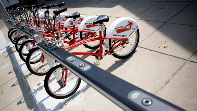 Bike-Sharing Coming to Fort Worth