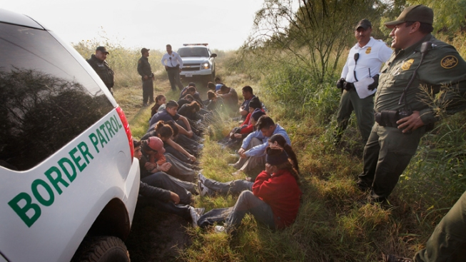 A Texas-Sized Silence As Immigration Talks Ramp Up