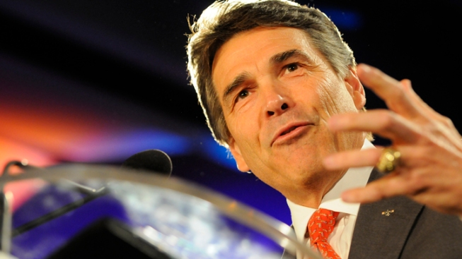 Perry Invites Governors to Prayer Meeting