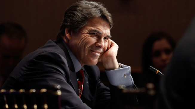 Gov. Perry Stirs New 2012 Speculation