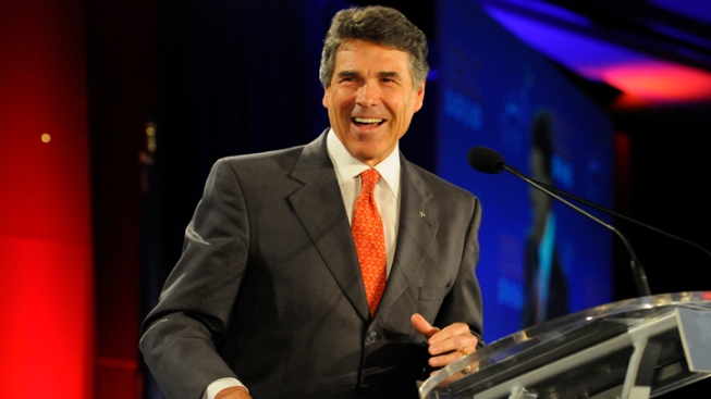 Perry Plans to Visit New Hampshire