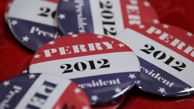 Perry Campaign Items Inspire New Word