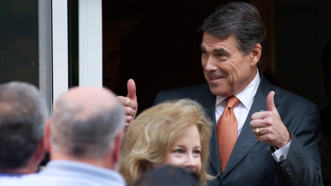 Rick Perry Tops Another Poll