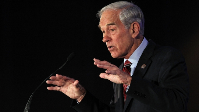 Ron Paul Pledges to Cut $1 Trillion If Elected