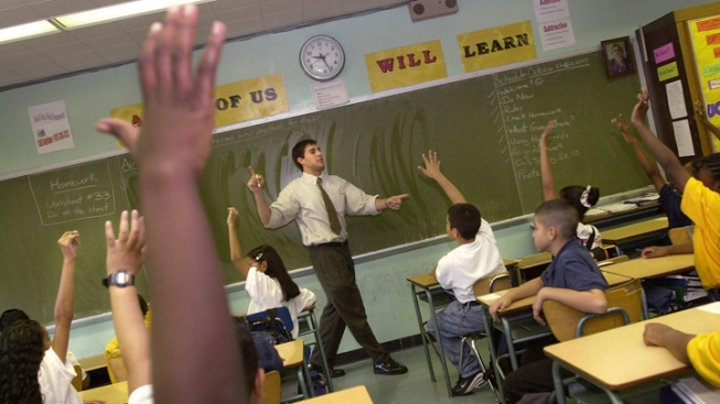 Proposed Law Would Let Teachers Access Student Crime Records