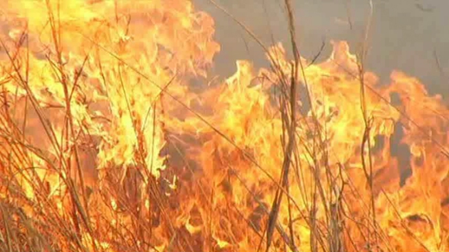 Volunteer Firefighter Charged With Setting Wildfire