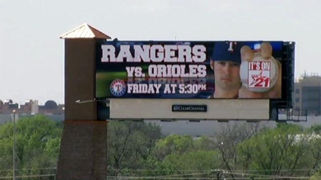 Dallas Billboards Go Digital