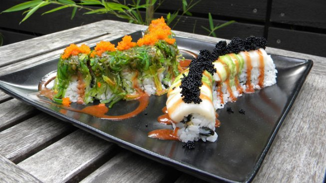 Dallas Sushi Restaurant Gets In on Finals