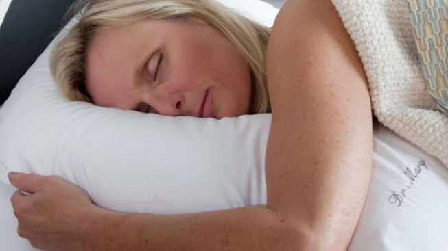 Customizable Pillow Lets You Rest Easy