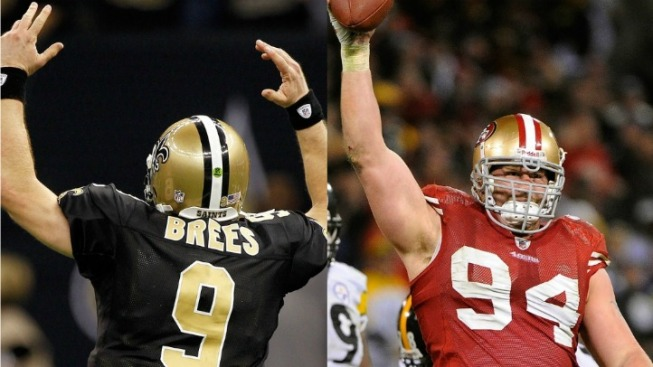 Saints-49ers Style Clash for the Ages