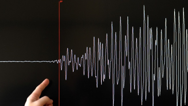 Earthquake Felt Friday in Johnson County