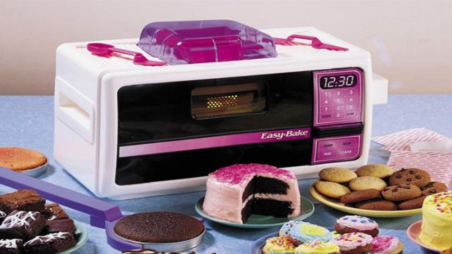 Unisex Easy-Bake Oven on the Way