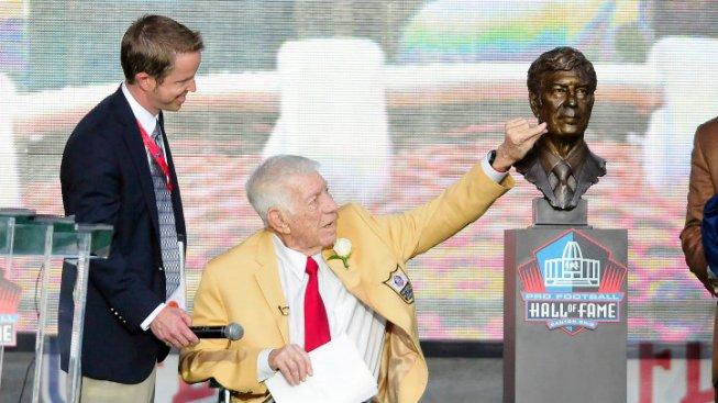 NFL Films Founder Ed Sabol Dies at 98