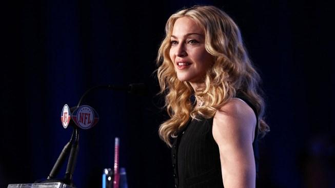 Mom Madonna Not Tough Enough