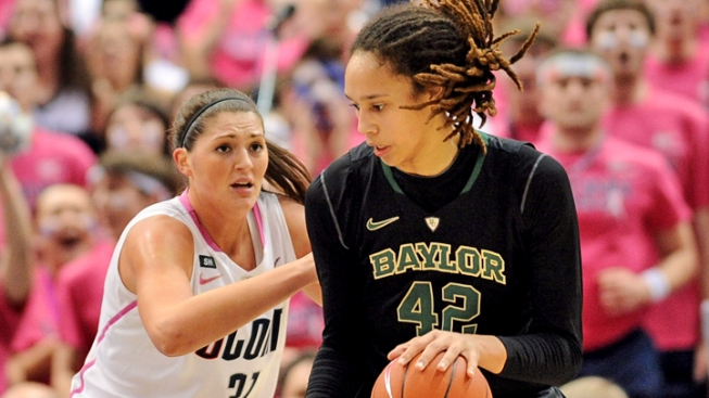 Defending Champ Baylor Women No. 1 Seed Again
