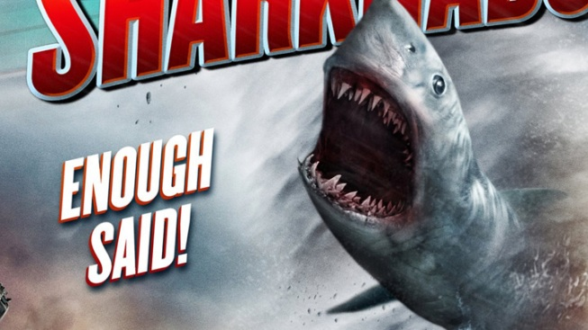 """Sharknado"" Flies Again"