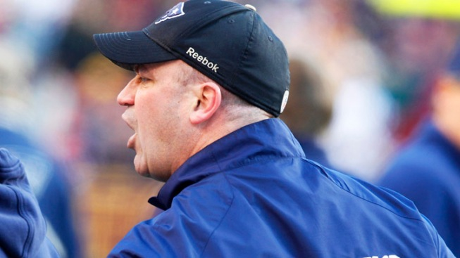 Patriots' Bill O'Brien to Replace Paterno: Reports