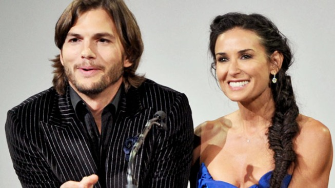 Ashton Kutcher and Demi Moore's Divorce Finalized