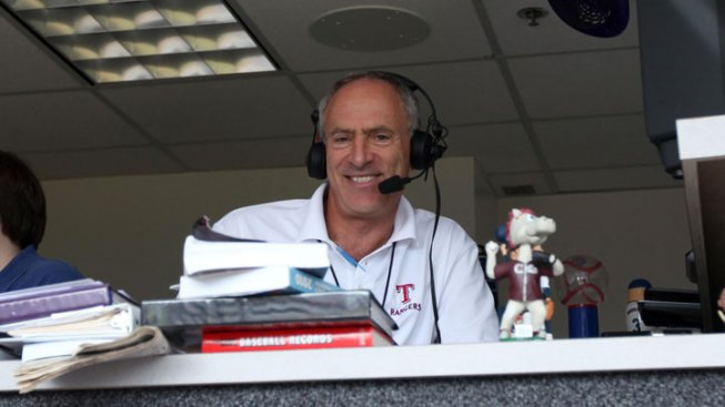 Nadel Honored Yet Again As Texas' Best Announcer