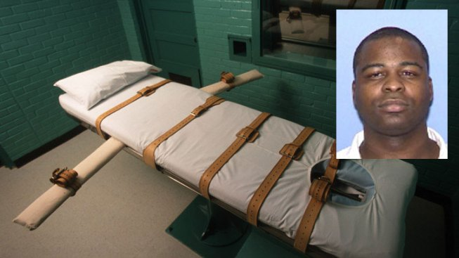 Texas Inmate Executed for Fatal Drug-Deal Robbery