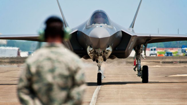 Lockheed's F-35 Delivered to Base