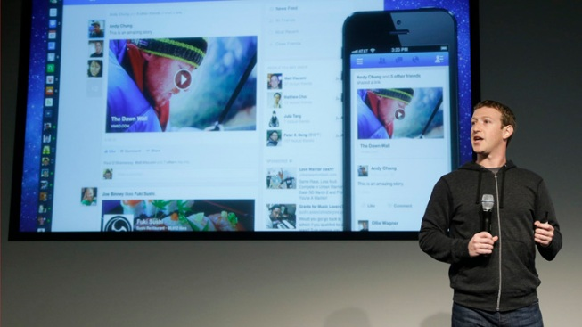 Speculation Swirls Over First Facebook Phone