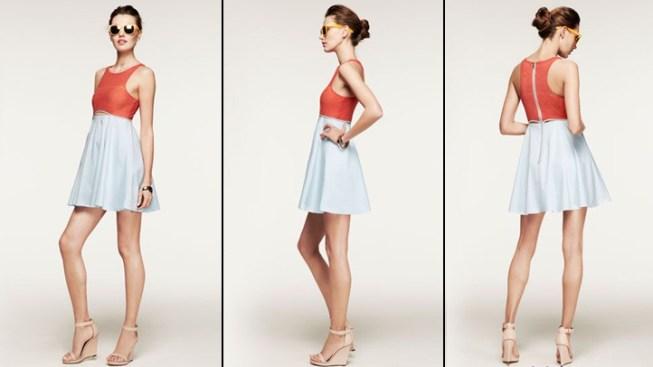 "Texas Designer Sells Dress to Express on ""Fashion Star"" Season Premiere"
