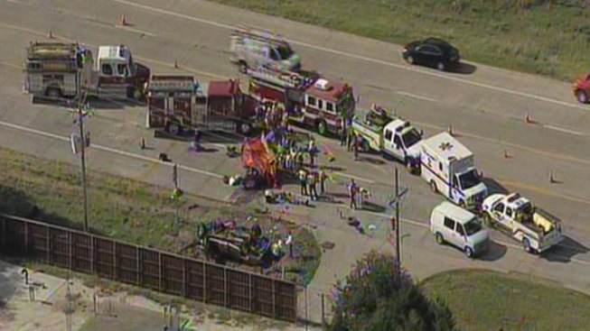 1 Killed in Collin County Head-On Crash