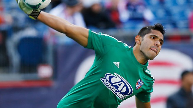 FC Dallas Gets 5th Shutout in Win Over Vancouver
