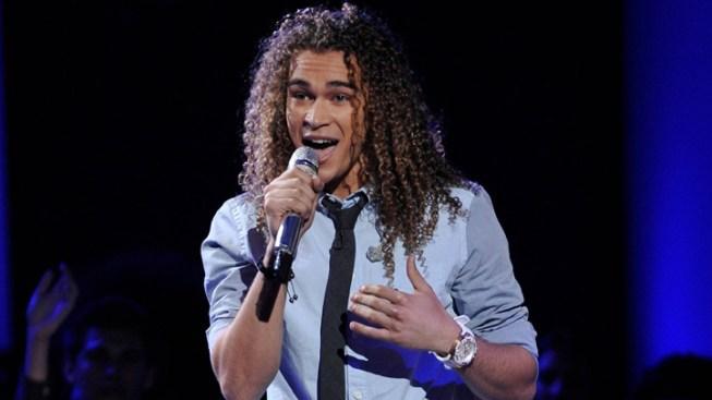 """Deandre Brackensick Kicked Off """"American Idol"""""""