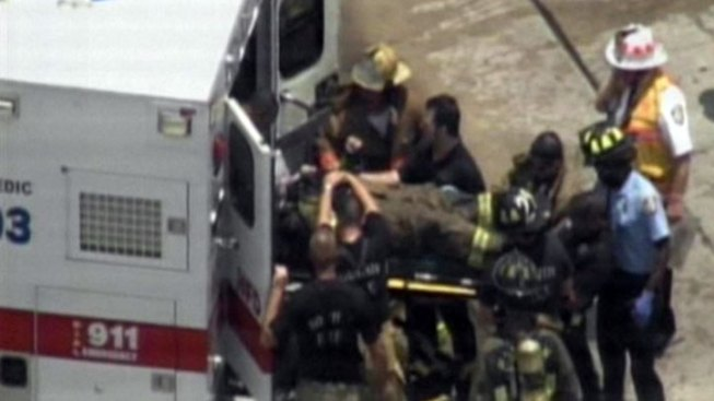 4 Firefighters Killed 5 Injured In Mive Houston Hotel Fire