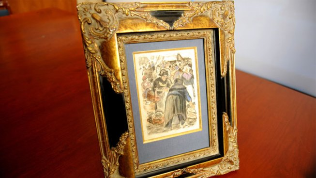 Stolen Art Turns Up in Texas, Repatriated to France
