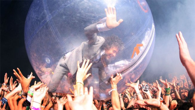 KXT Fest Brings Flaming Lips, St. Vincent to Dallas