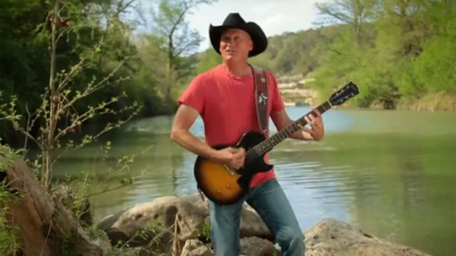 Musician Kevin Fowler Promotes Texas Water Conservation