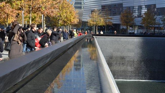 """Visiting """"America's Memorial"""""""