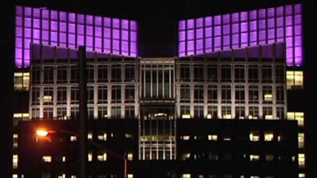 Fort Worth Goes Purple on Fridays